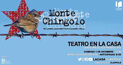 La obra Monte Chingolo en Claypole
