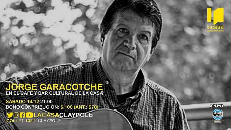 Jorge Garacotche Canturbe en LA CASA