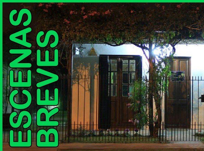 ESCENAS BREVES: EL TEATRO VUELVE A LA CASA