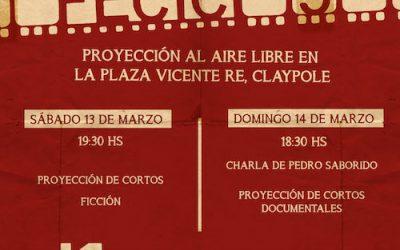 VUELVE EL FESTIVAL DE CINE INDEPENDIENTE DE CLAYPOLE