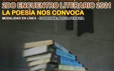 NUEVO ENCUENTRO LITERARIO EN LA CASA
